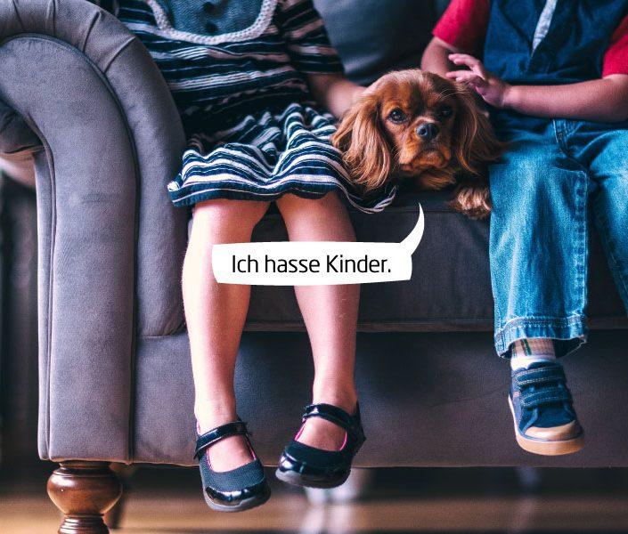 kynolearn Sujet – Ich hasse Kinder.
